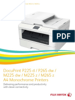 Fuji_DocuPrint P225 and 265 Series Brochure_4e94
