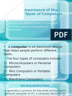 79-Identify the Different Types of Computers