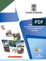 Sector Servicios en Salud en Medellín