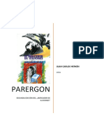 Parergon - Mercader de Ilusiones - Juan Carlos Herken