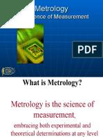 Intro to Metrology