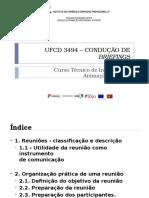 Ufcd 3494 - Condução de Briefings - Cópia