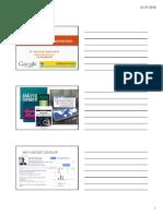 Google Scholar & Repository