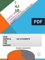 Survey on Cyberbullying