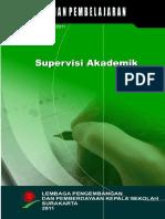 6. Supervisi Akademik