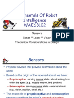Lecture (Sensors)