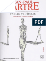 Jean-Paul Sartre - Varlık ve Hiçlik.pdf