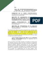 Calificacion Juridica Provisional C-025-10