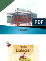 Diabetes RSIA Nganjuk