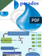 Agua(Metales Pasados Nutrientes