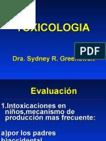 37. Toxicologia