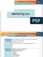 TEMA 8 Marketing Mix