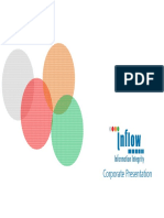 Inflow Corporate Presentation 2016