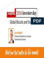 CPB 2016 Campbell Investor Day GBS Luca Mignini 07-20-16