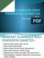 Olahraga Bagi Penderita Diabet