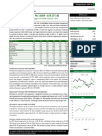 Asiri Hospital Holdings PLC (ASIR) -Q4 FY 16 - BUY