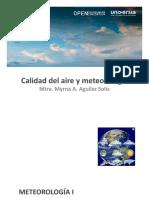 Tema 1 - Meteorologia I