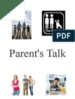 Parents Talk