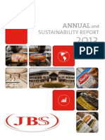 2013 Annual and Sustainability Report