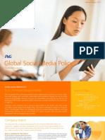 Pg Social Media Policy