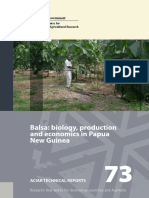 Balsa Biology Production and Economics in Papua 40057