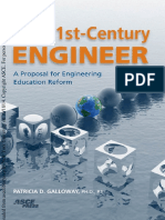 A Proposal for Engrg Education Reform