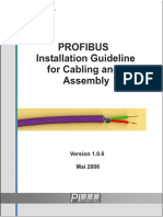 PROFIBUS Cabling and Assembly Guide