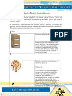 Evidencia 6 Factores Claves