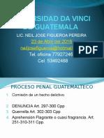 Presentacion proceso penal