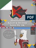 Departemen Kajian Dan Strategi SEMA FK UK Maranatha 2015