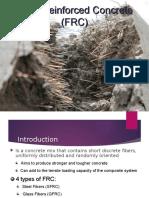 25370740 Fibre Reinforced Concrete FRC