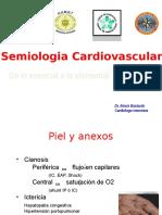 Dolor Torac + semiologia