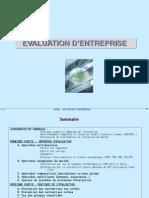 Cours Evaluation d'Entreprise HEM 2009 2010 E K
