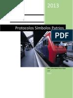 Protocolo a La Bandera