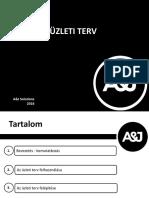 Mészáros Anita_Üzleti Terv