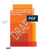 Risk Assessment and Internal Audit Plan 201213.pdf