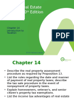 California Real Estate Principles, 10e - PowerPoint - Ch 14