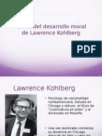 Teóricos de la Adolescencia Kohlberg