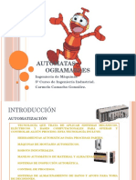 Carmelo Camacho Automatas
