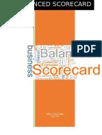 1.- Balance scorecard