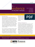 Resilience in Mil Families Purdue