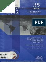 Comunicacion e Innovacion Para El Desarrollo Sosrtenible_ Las Vivisones Del i Simposio de La Red Mu-dllwr7uj