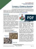 10 Reciclado Envases y Chatarras Aluminio..