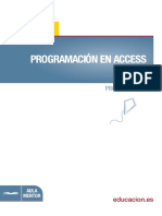 Manual Programacion Access