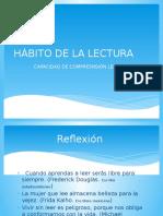 Hábito de La Lectura