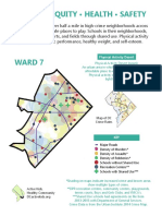 Ward 7 Activity Desert Map
