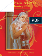 Advaita Acharya booklet