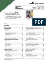 S280!70!10 Form 6-LS Pole-mount Control Instructions