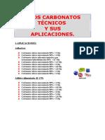 APLICACIONES CARBONATO.doc