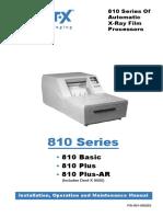 AFP 810 Series Service Manual